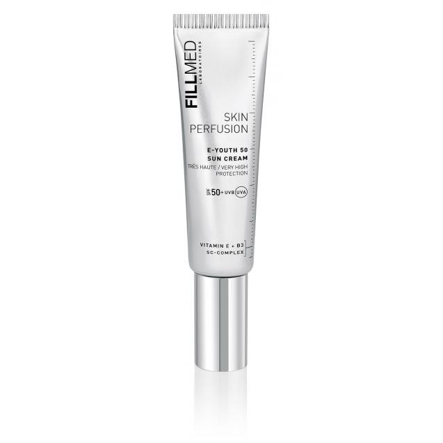 Fillmed Skin Perfusion E-Youth 50 Sun Cream (50ml)
