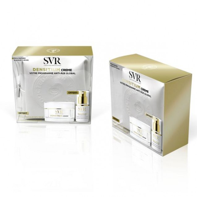 SVR Set DENSITIUM Firming Cream for normal skin + Eye Cream (50ml + 15ml)